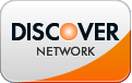 We accept Discover